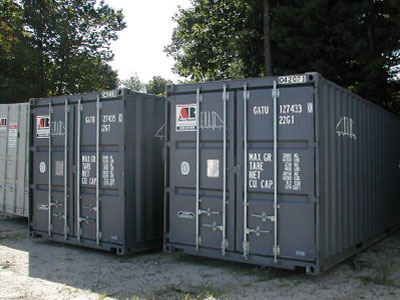 Mobile Storage Container Rental in ME, NH & MA