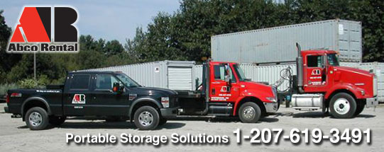 Abco Rental Portable Storage for Rent