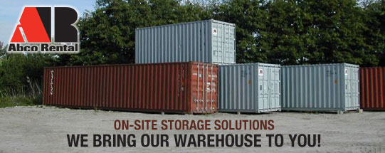 Commercial & Residential Portable Container Rental